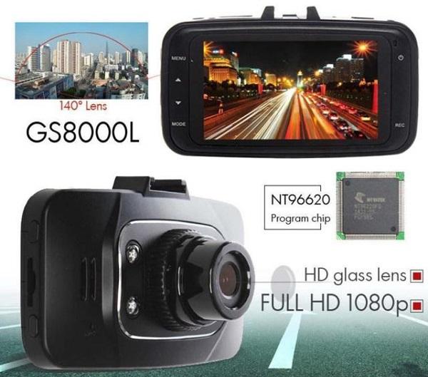 Camera auto GS8000L