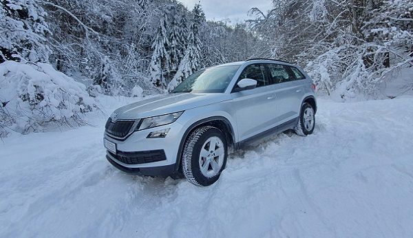 Modul de condus Snow